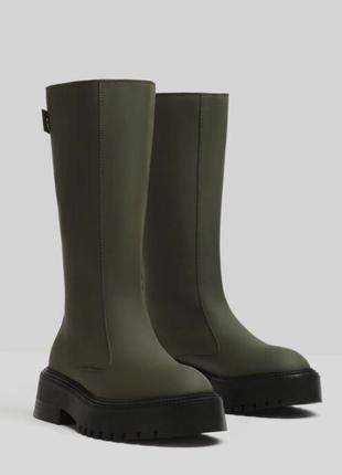 Сапоги ботинки р39-25,5 см