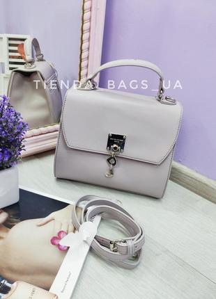 Клатч david jones td025 фиолетовый / сумка через плечо