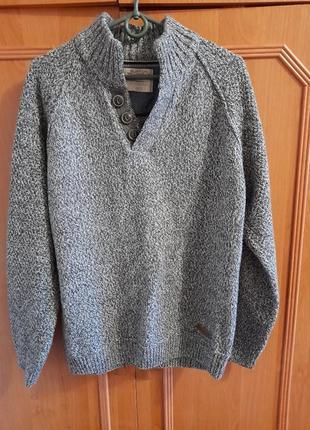 Мужской шикарный свитер размер 46-48 м