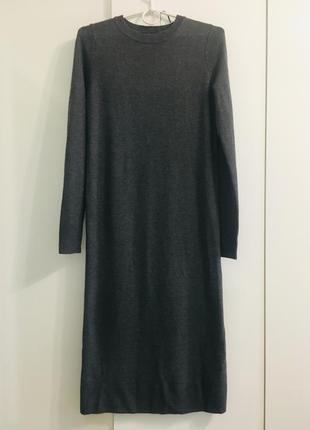 Платье меринос