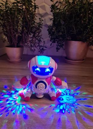 Электронный робот с песнями и историями на английском