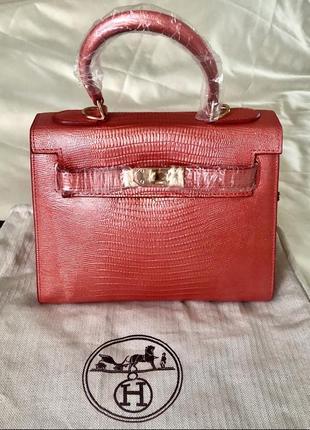 Шикарная сумка hermès kelly 25