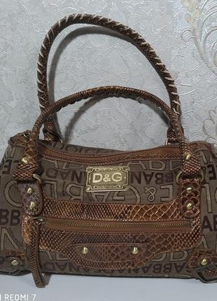 Винтажная сумка.