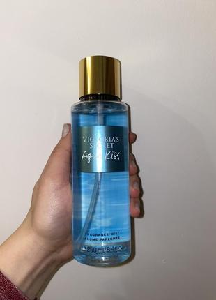 Парфюмированная вода спрей духи мист victoria's secret aqua kiss