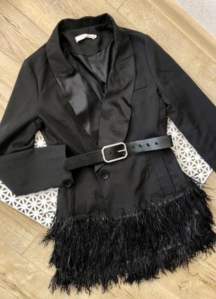 Пиджак, платье пиджак