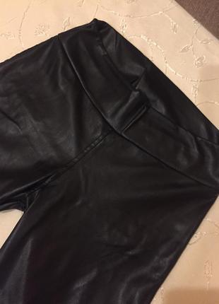 Леггинсы,лосины,штаны -эко кожа