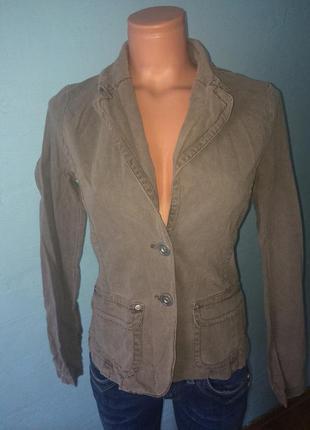 Пиджак куртка милитари
