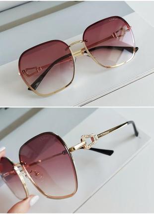Распродажа! солнцезащитные очки в коричневом цвете