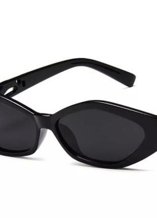 New очки чёрные тренд 2021