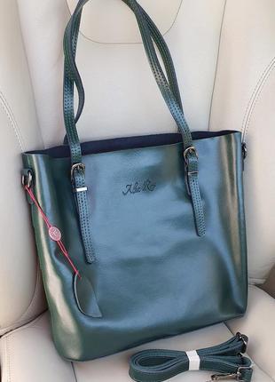 Жіноча шкіряна сумка alex rai
