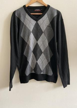 Мужской свитерок pierre cardin p. m. # 560 sale❗️❗️❗️