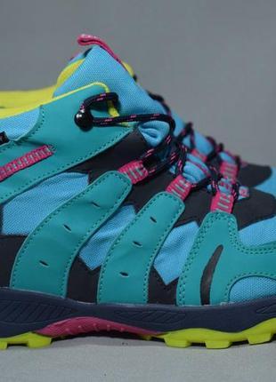 Everest waterproof ботинки трекинговые непромокаемые. оригинал. 38 р./24.5 см.