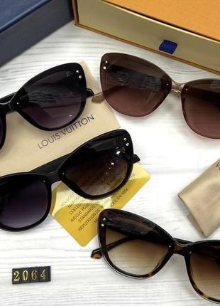 Трендовые очки солнцезащитные, женские солнцезащитные очки, солнцезащитные очки 🕶