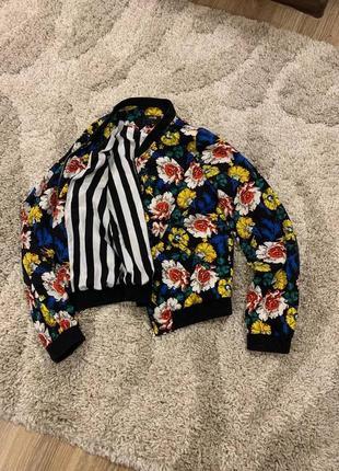 Куртка бомбер oodji