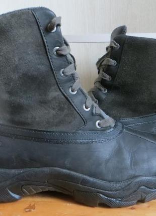 Сапоги торговой марки кеен (оригинал ) американский бренд мужской обуви