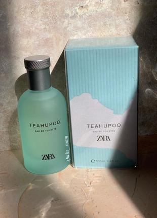 Духи zara teahupoo /чоловічі парфуми /туалетна вода /туалетна вода парфюм