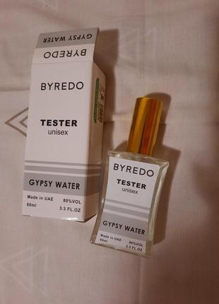 Тестер byredo gypsy water