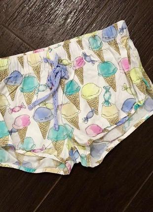 Пижамные шортики
