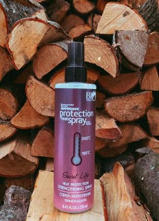Термозащита для волос bio world