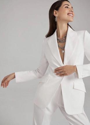 Шикарный белый костюм 🌸🌷весенняя новинка 🌷🌸