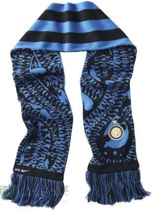 Оригинальный шарф свежая коллекция nike ® fc internazionale (italy)