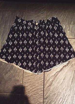 Свободная юбка bershka (бесплатная доставка  📦)