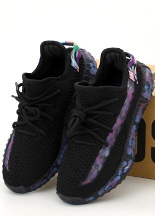 Жіночі кросівки adidas yeezy boost 350 (36-40) рефлектив