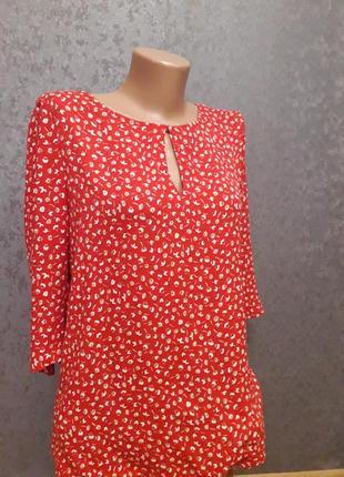 Легкая блуза рубашка