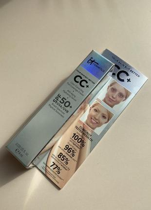 Cc cream it cosmetics сс крем 4 мл