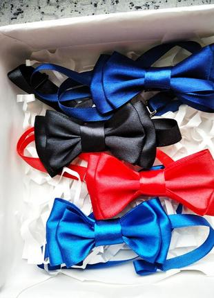 Бабочка галстук комплект