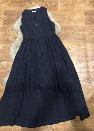 Шелковое шикарное платье с накидкой безрукавкой zara