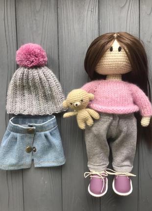 Интерьерная кукла(может быть игровой)