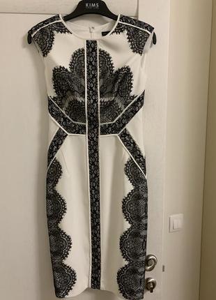 Платье футляр karen millen 36