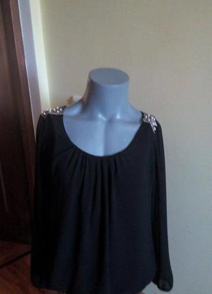Нарядная стильная блуза!