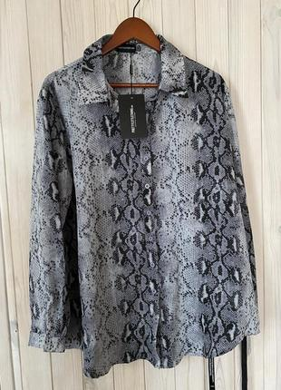 Рубашка - блузa