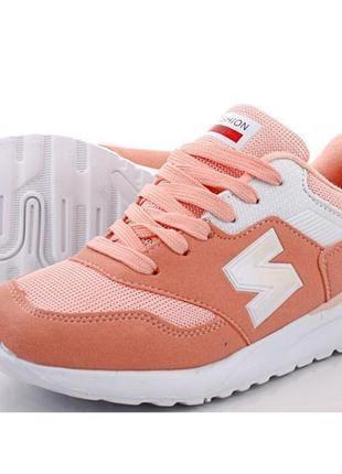 Женские легкие демисезонные кроссовки для зала и повседневной ходьбы