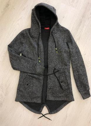 Тёплая кофта, куртка