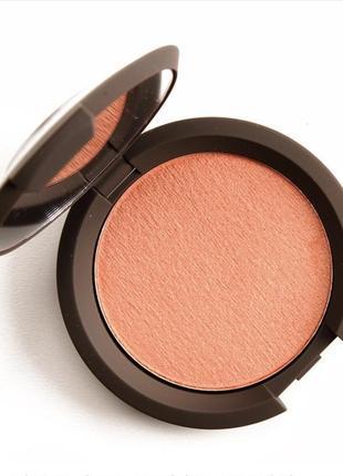 Ціна до 8 березня! рум'яна becca shimmering skin perfector luminous blush, tigerlily, 6g