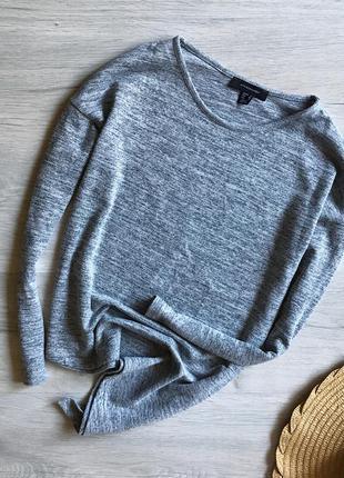Реглан /кофта /свитер серый от atm