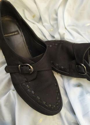 Криперсы, туфли, ботинки фирменные. vagabond швеция