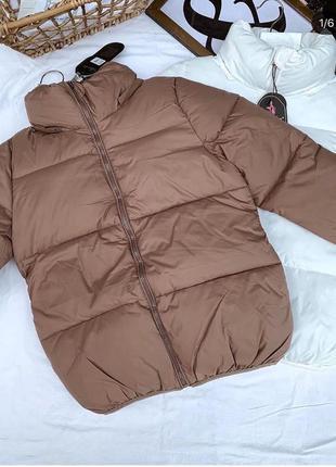 Любимые демисезонные куртки зефирки❤
