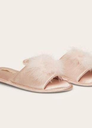 Тапочки  тапки домашнє взуття women'secret обувь для дома