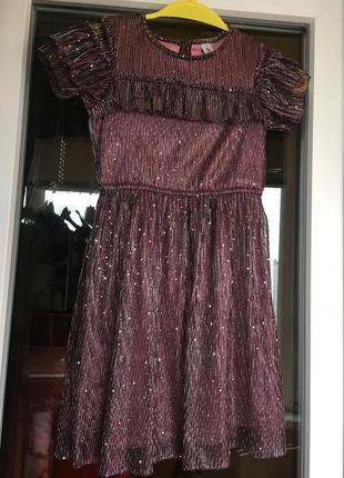 Наглядное платье