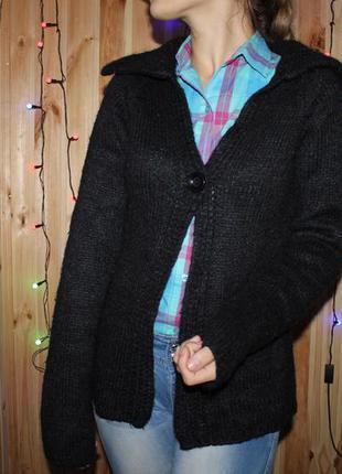 Теплая стильная кофта от mexx