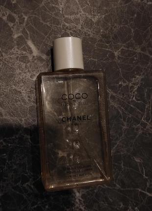 Парфюмированное масло для тела chanel coco mademoiselle