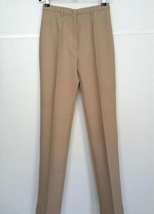 Классические прямые брюки united colors of benetton
