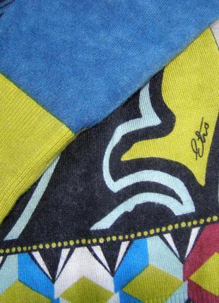 Etro silk-cashmere 44-размер. оригинал. италия