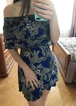 Сукня міні мини платье плаття