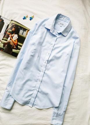 Распродажа! базовая хлопковая рубашка!