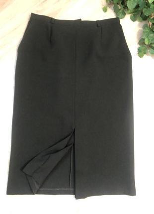 Отличная длинная прямая юбка